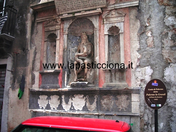 Genio di Palermo detto Palermo lu grandi