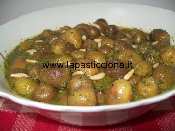 Olive condite in salsa aromatica