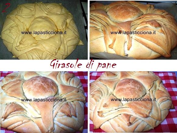 Girasole di pane 12