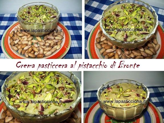 Crema pasticcera al pistacchio di Bronte 8