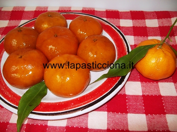 Mandarini canditi