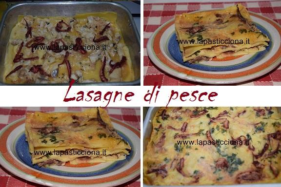 Lasagne di pesce 8