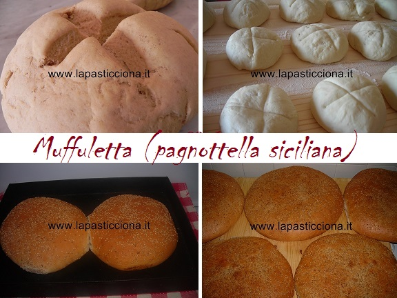 Muffuletta (pagnottella siciliana) 8