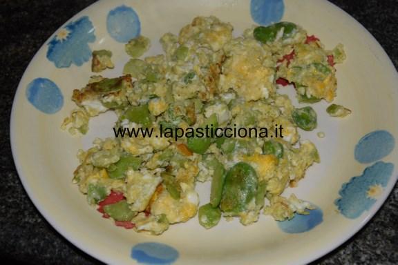 Fave di Leonforte con uova
