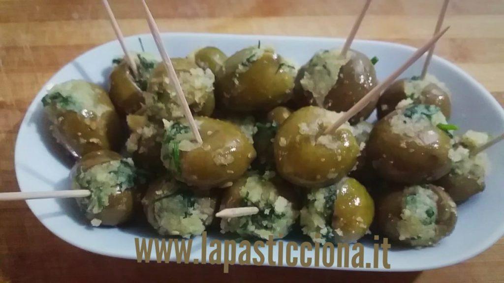 Olive ripiene alla siciliana