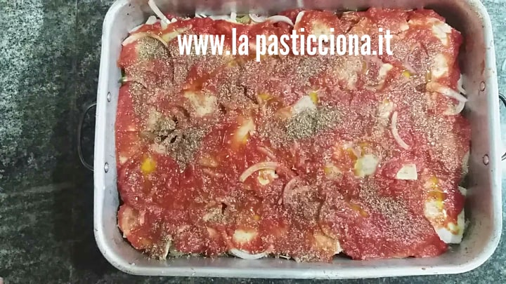 carciofi alla pizzaiola 4