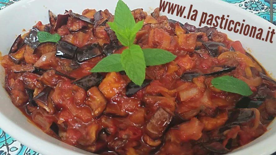 Melanzane in salsa agrodolce