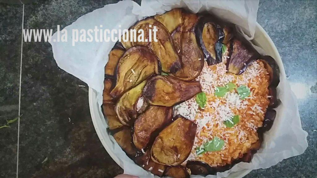 Timballo di riso alla siciliana