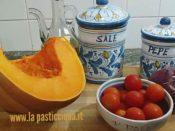 ingredienti vellutata di zucca