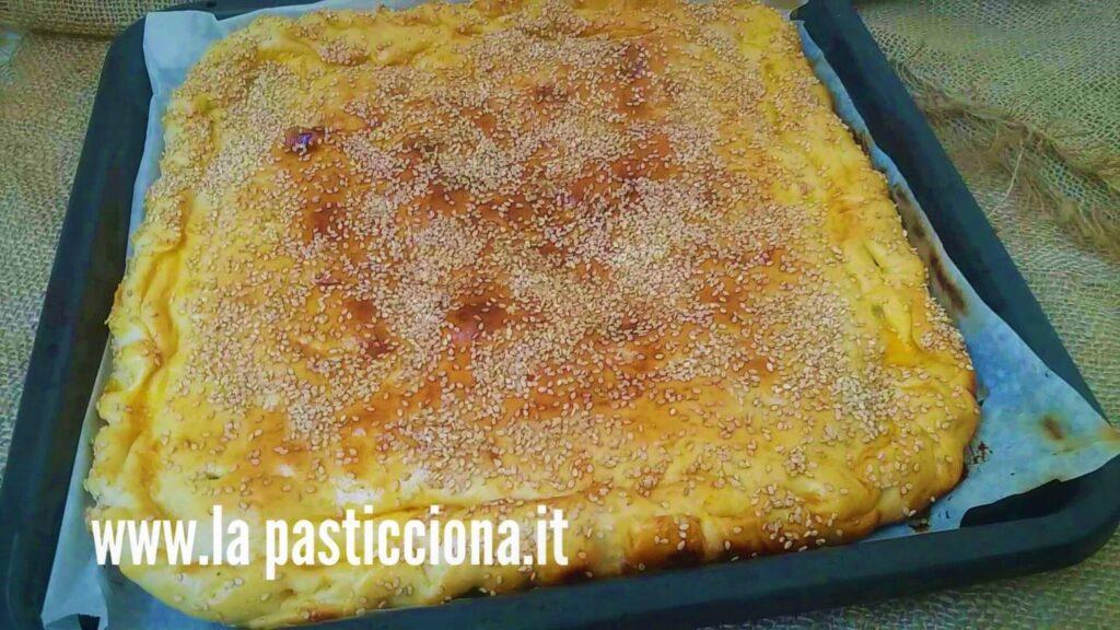 Mattonella palermitana vegetariana